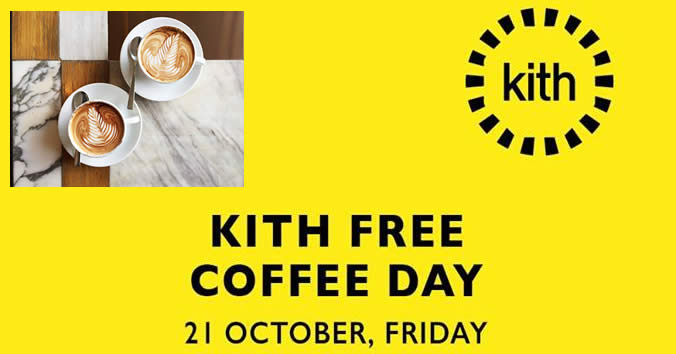 Kith Cafe Feat 19 Oct 2016
