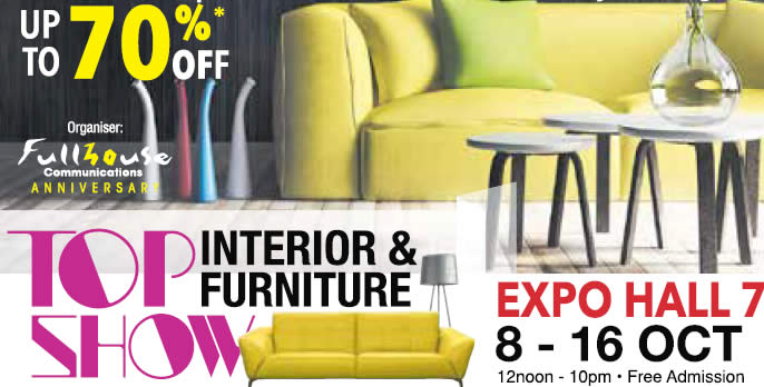 Top Interior Furniture Feat 8 Oct 2016