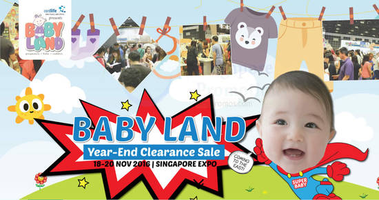 Baby Land Feat 15 Nov 2016
