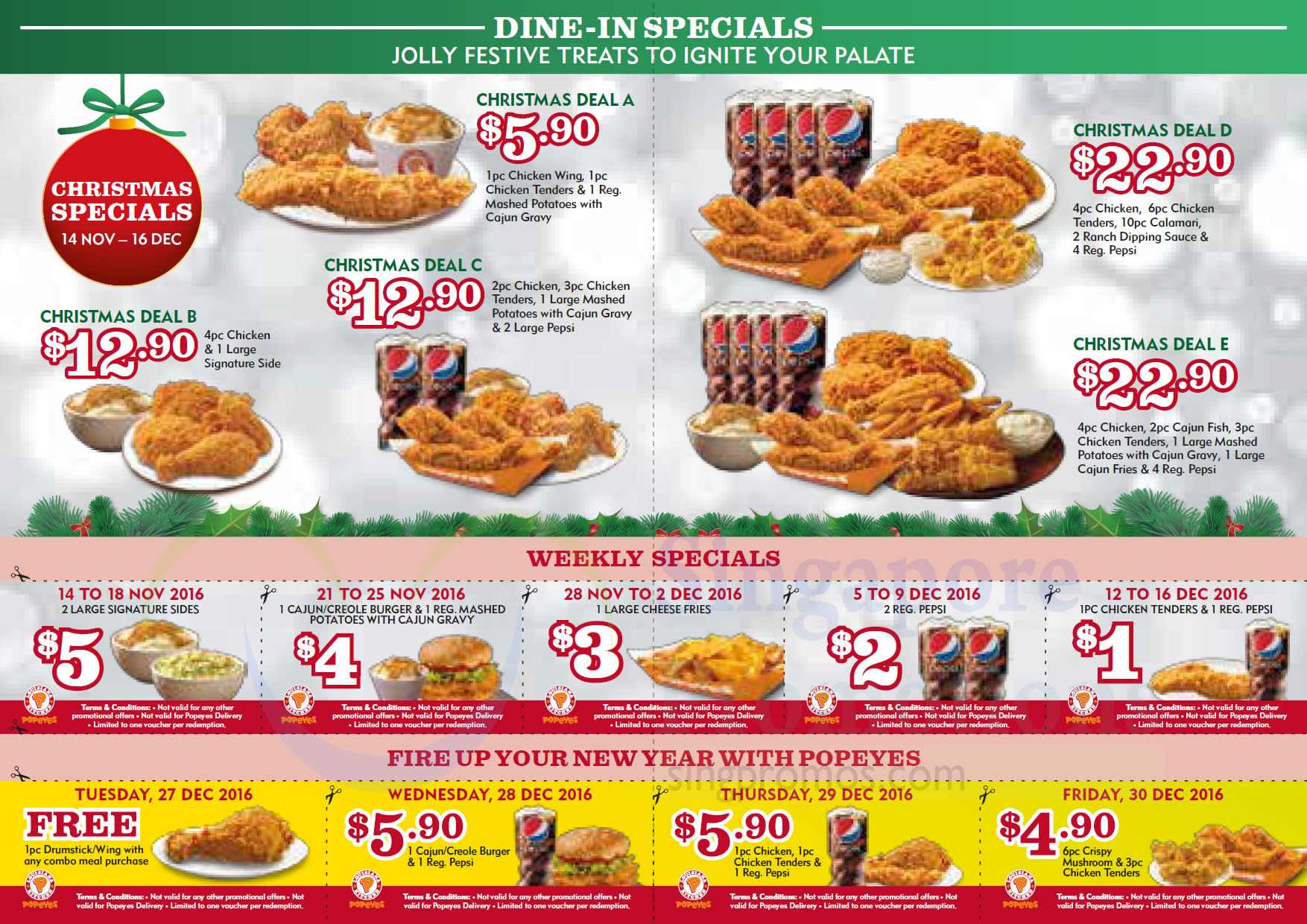 photo about Popeyes Coupons Printable named Popeyes spouse and children package deal coupon codes - Coupon wholesale maritime