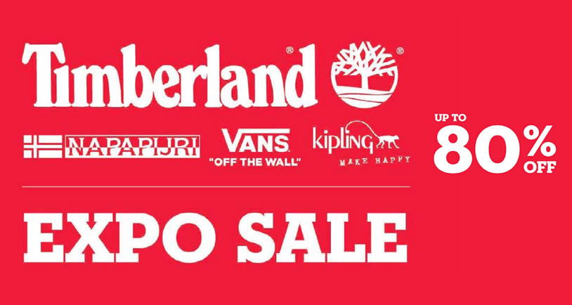 timberland clearance sale expo