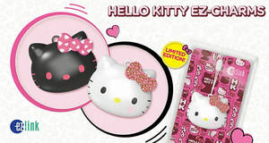 Hello Kitty EZ-Charms are returning at selected 7-Eleven stores in two designs from 9 Dec 2016