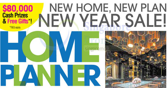 Home Planner Feat 30 Dec 2016 550x288 Home Planner Show At Singapore Expo From 31 Dec