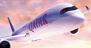 Qatar Airways Spring sale offers all-in return fares fr $989 for travel from Apr – Nov '17. Book by 28 Mar 2017