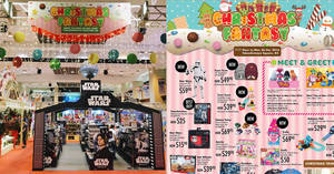 Takashimaya Christmas Fantasy toys fair features Disney, Hasbro, Robocar Poli, Tsum Tsum & more from 1 – 26 Dec 2016