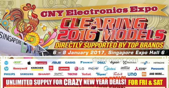 CNY Expo 3 Jan 2017