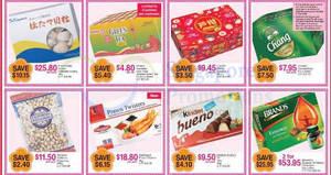 FairPrice one-day deals: Fukuyama Frozen Hokkaido Scallop, Lukan, Kinder Bueno & more on 21 Jan 2017