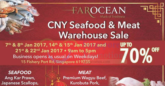 Far Ocean Singapore feat 8 Jan 2017