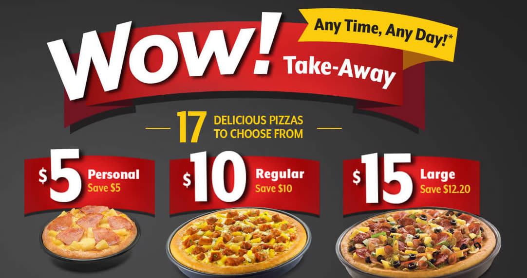 Whether it's a meal for you or the whole family, Pizza Hut has a number of options from pizza to pasta and more so your mind can be worry free about having something delicious for lunch or .