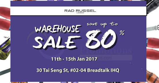 Rad Russel feat 10 Jan 2017