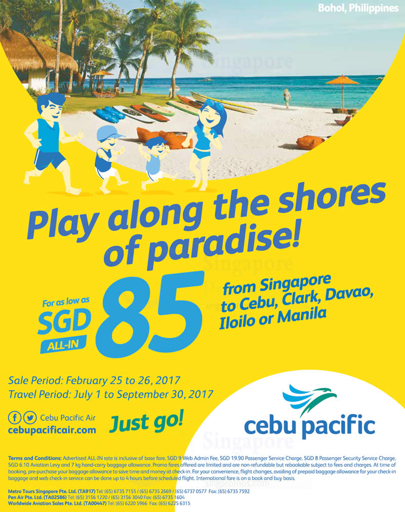 cebu pacific air promo Cebu pacific air, pasay city, philippines 4,420,218 likes 56,872 talking about this hi everyjuan this is the official facebook of cebu pacific, the.