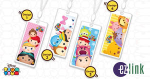 EZ-Link launches new Disney Tsum Tsum EZ-Charms from 24 Feb 2017