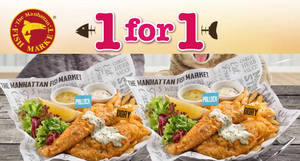 Manhattan FISH MARKET releases new 1-for-1 & bundle deals coupons valid from 8 Feb – 12 Mar 2017