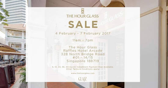 The Hour Glass 4 Feb 2017