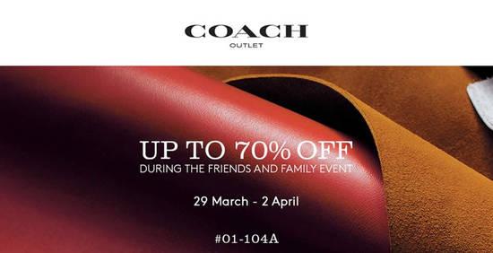 Coach feat 29 Mar 2017