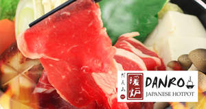 1-for-1 weekday lunch at Danro Collagen Hotpot by MOF with DBS/POSB cards from 22 Mar – 30 Apr 2017