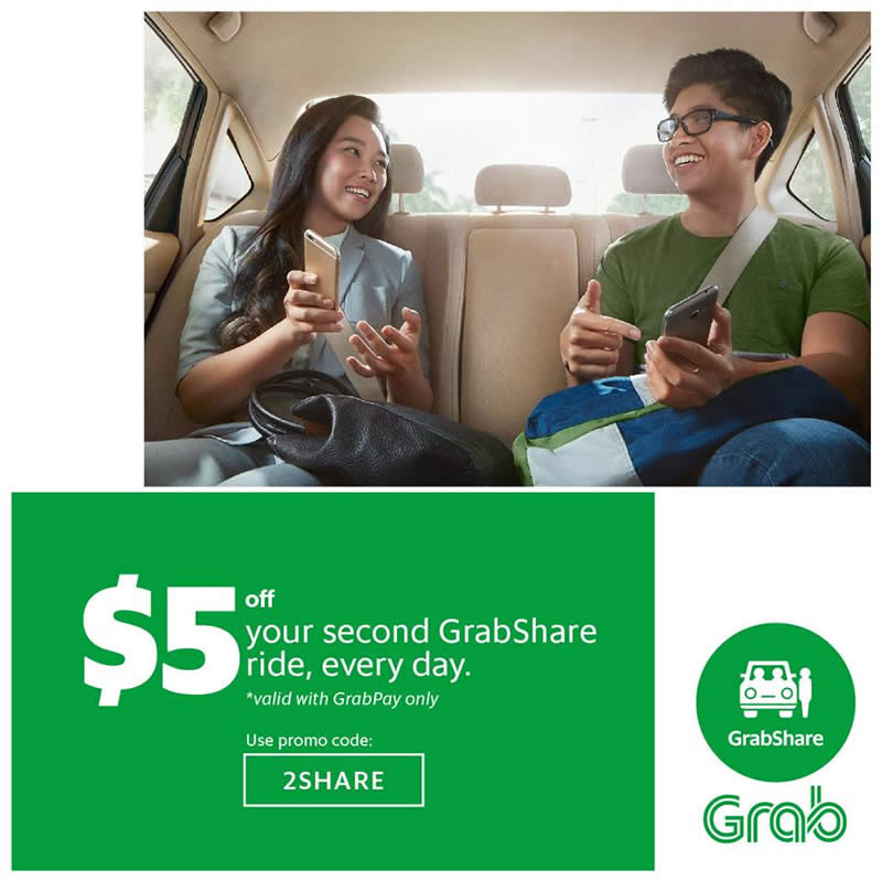 New Grabshare Promo Code