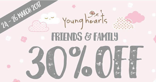 Young Hearts feat 24 Mar 2017