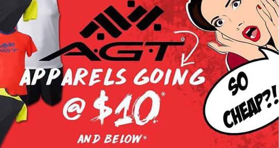 A.G.T Marketing feat 15 Apr 2017