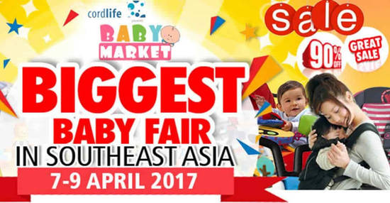 Baby Market Fair 4 Apr 2017