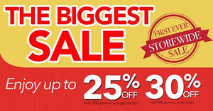 Bee Cheng Hiang: Up to 30% off storewide at 6 selected outlets from 28 Apr – 1 May 2017