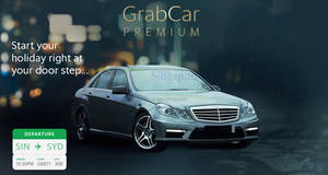 Save $12 off GrabCar Premium rides to/fro Changi Airport from 21 Apr – 14 May 2017