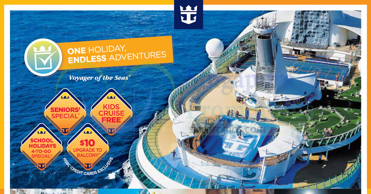 royal caribbean cruises calendar