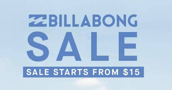 Billabong feat 17 May 2017