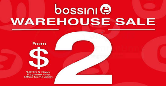 Bossini feat 18 May 2017