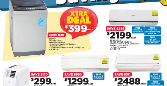 Fairprice AirConditioner feat 5 May 2017