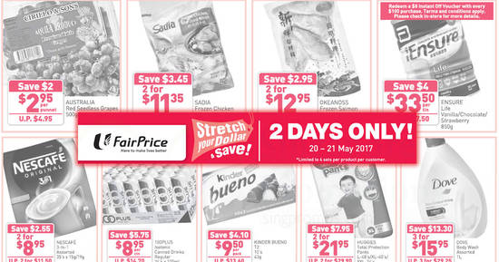 Fairprice feat 20 May 2017