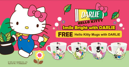 Free Hello Kitty feat 12 May 2017