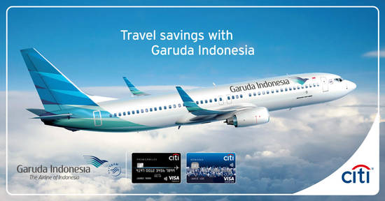 Garuda Indonesia 17 May 2017