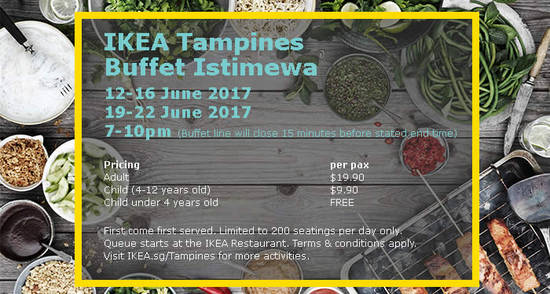 IKEA Raya Food feat 24 May 2017