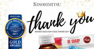 Kinohimitsu: 30% off storewide at their online store from 25 – 27 May 2017
