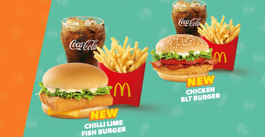 Mcdonald s launches new chilli lime fish burger and for Mcdonalds fish calories