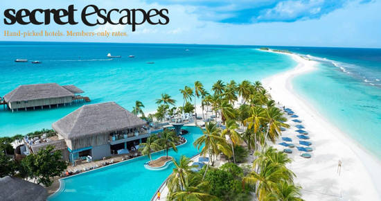 Secret Escapes Unmissable Luxury Hotels And Resorts 24hr On 1 Jun 2017