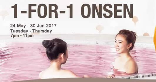 Yunomori Onsen Spas 21 May 2017