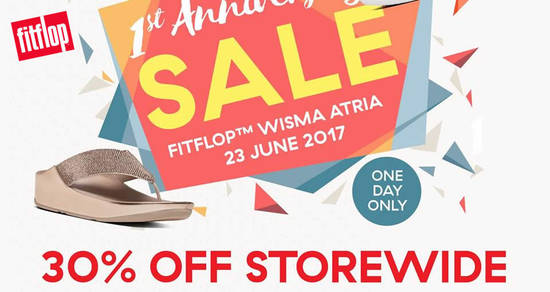 FitFlop feat 22 Jun 2017