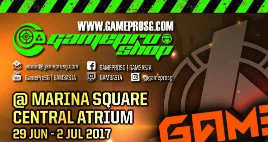 Gameprosg feat 28 Jun 2017