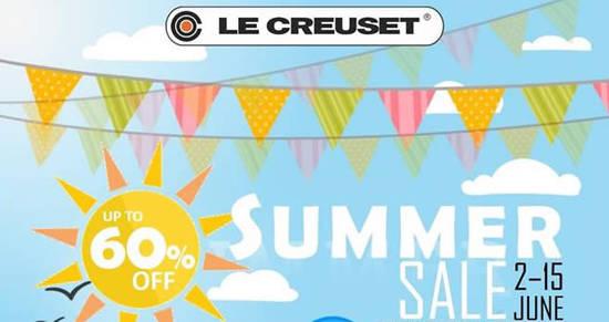 Le Creuset feat 2 Jun 2017