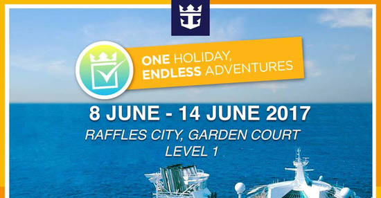 Royal Caribbean feat 7 Jun 2017