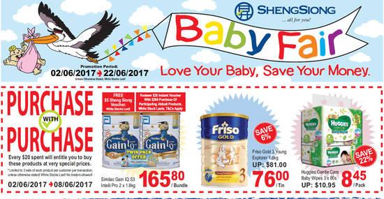 Sheng Siong feat 2 Jun 2017
