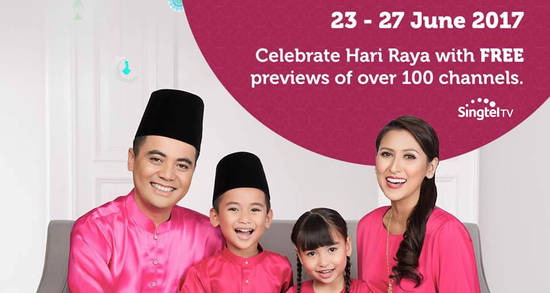 Singtel feat 22 Jun 2017