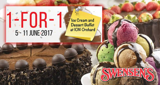 Swensens feat 2 Jun 2017