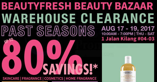 BeautyFresh feat 27 Jul 2017