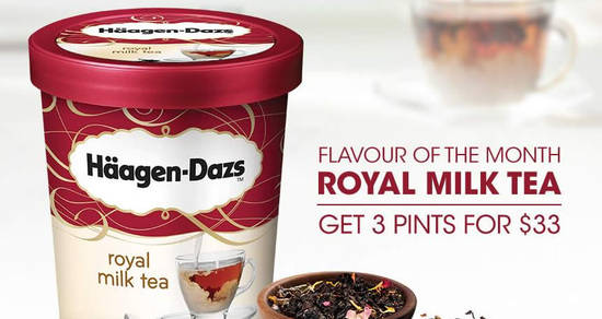 HaagenDazs feat 1 Jul 2017