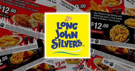 Long John Silvers 31 Jul 2017