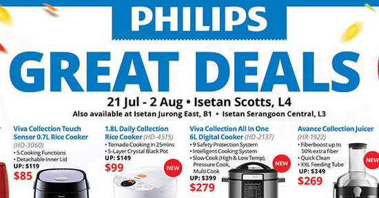 Philips Great Deals feat 17 Jul 2017