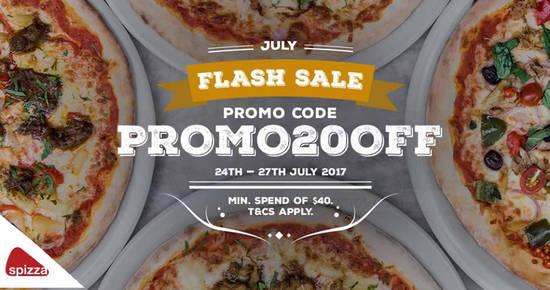Spizza feat 24 Jul 2017